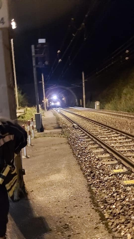 ÖBB Einsatzübung Sittenbergtunnel